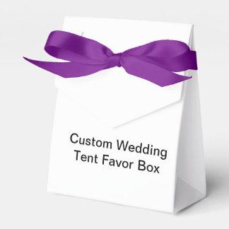 Custom Wedding Tent Favor Box Favour Boxes