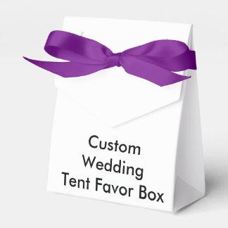 Custom Wedding Tent Favor Box Party Favour Box