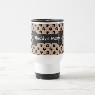 Custom Welsh Corgi Mom Travel Mug