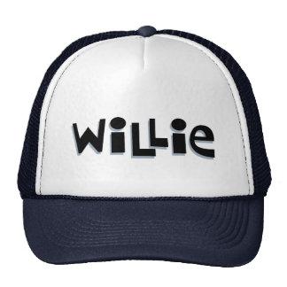 Custom WILLIE Trucker Hat