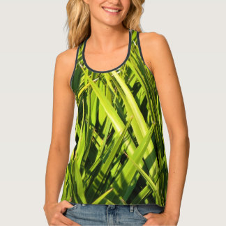 Custom Women's All-Over Print Racerback Tank Top