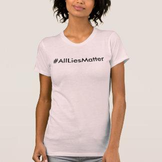 Custom Women's Why Lie? Apparel By ZAZZ_IT T-Shirt