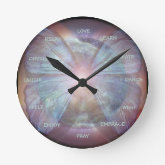 Custom Words | Prayer Clock