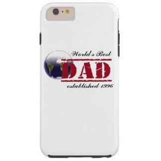 Custom World's Best Dad Phone Case