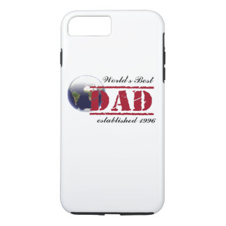 Custom World's Best Dad Phone Case