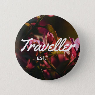 Custom Year Traveller EST. Standard Button