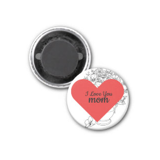 Custom- Your Love Attracts More Than Metal Magnet