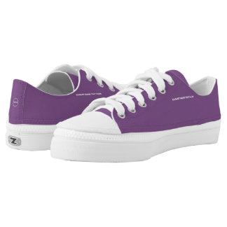 custom zipz low top shoes us men 4/ us women 6