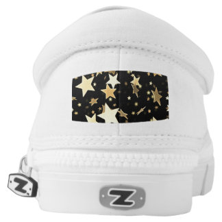 Custom Zipz Slip On Shoes Printed Shoes