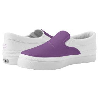 custom zipz slip on shoes us men 4/women us 6
