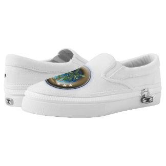 Custom Zipz Sneakers
