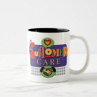"""""""Customer Care"""" Mug"""