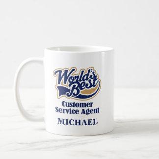 Customer Service Agent Personalized Mug Gift