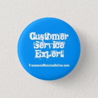 Customer Service Expert Button