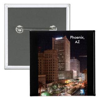 CustomiPhoenix, AZ at Nightze Product 15 Cm Square Badge