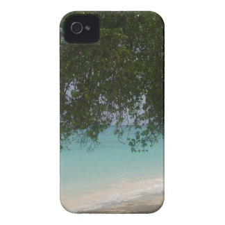 Customisable Barbados Beach iPhone 4 Case-Mate Case