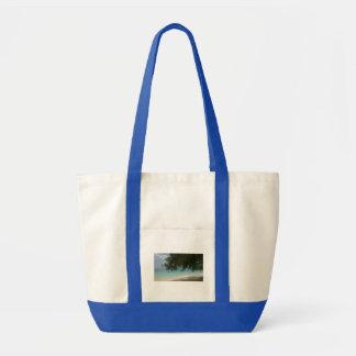 Customisable Barbados Beach Tote Bag