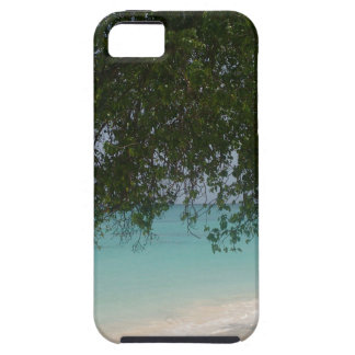 Customisable Barbados Beach Tough iPhone 5 Case