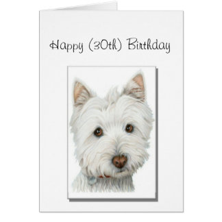 Customisable Birthday Cards