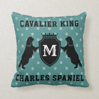 Customisable Cavalier King Charles Spaniel Pillow