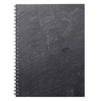 Customisable Chalkboard Base Notebooks