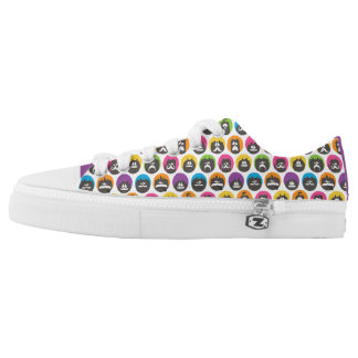 Customisable Colourful Tom-Cat Sneakers