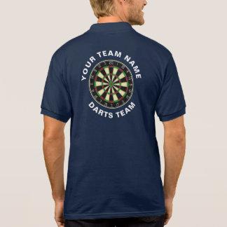 Customisable Darts Team Name Shirt - Version 2