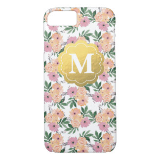 Customisable Floral Case