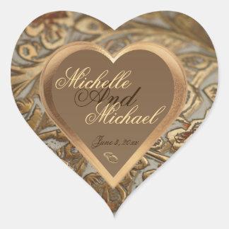 Customisable Keepsake Wedding Envelope Seal