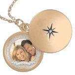 Customisable Love Locket Necklace_Medium