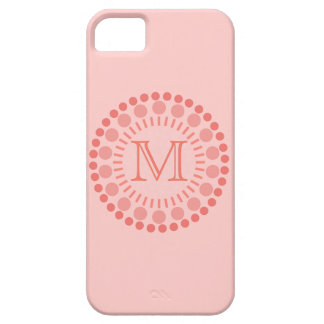 Customisable Monogram Case-Mate iPhone 5/5S Case