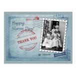 Customisable Nurses Day Postcards