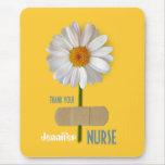 Customisable Nurse's Name Gift Mousepad