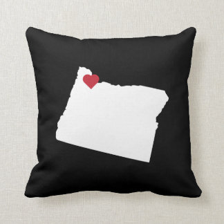 Customisable Oregon Bend State Love Reversible Cushion