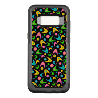 Customisable Retro Boomerangs OtterBox Commuter Samsung Galaxy S8 Case