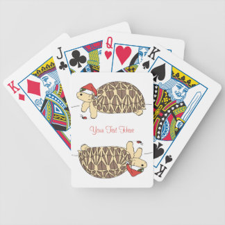 Customisable Star Tortoise Playing Cards