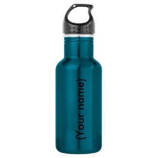 Customisable water bottle