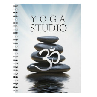 Customisable Yoga Notebook