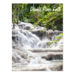 Customise Dunn's River Falls photo Postcard
