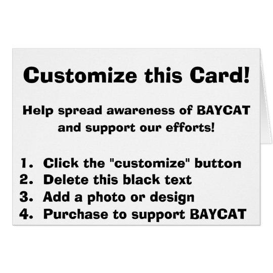 Customise this Card! Card