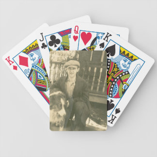Customised Bicycle Playing Cards