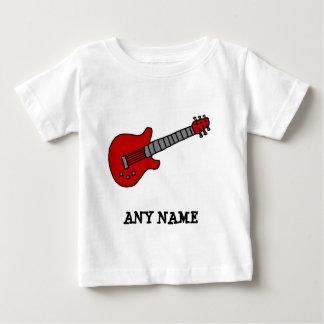 Customised Guitar Shirt for Boys or Girls