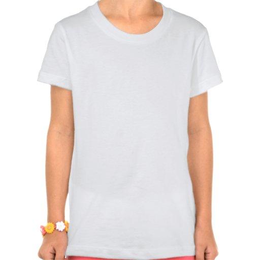 Customised Large Girls Bella Jersey T-Shirt