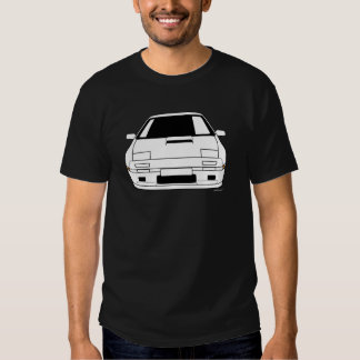 Customised Mazda FC3S RX7 Car T shirt