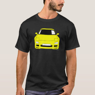 Customised  Mazda FD RX7 Car T shirt