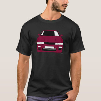 Customised  Nissan Silvia Car T shirt