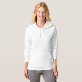 Customised Womens Pullover Hoodie