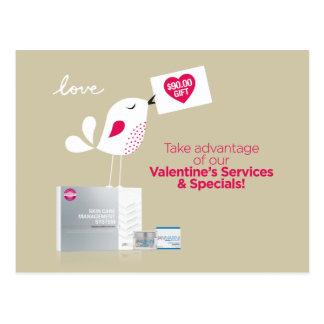 Customizable 2015 Valentine's Day Postcard