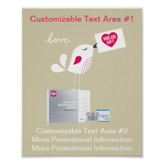 Customizable 2015 Valentine's Day Poster