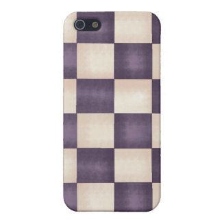 Customizable 4G  Iphone case Vintage plaid iPhone 5 Case